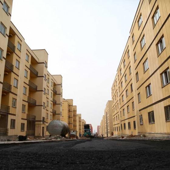 ساختمان سازی انبوه - مسکن مهر - توسار